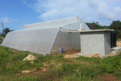 Greenhouse-pump-room