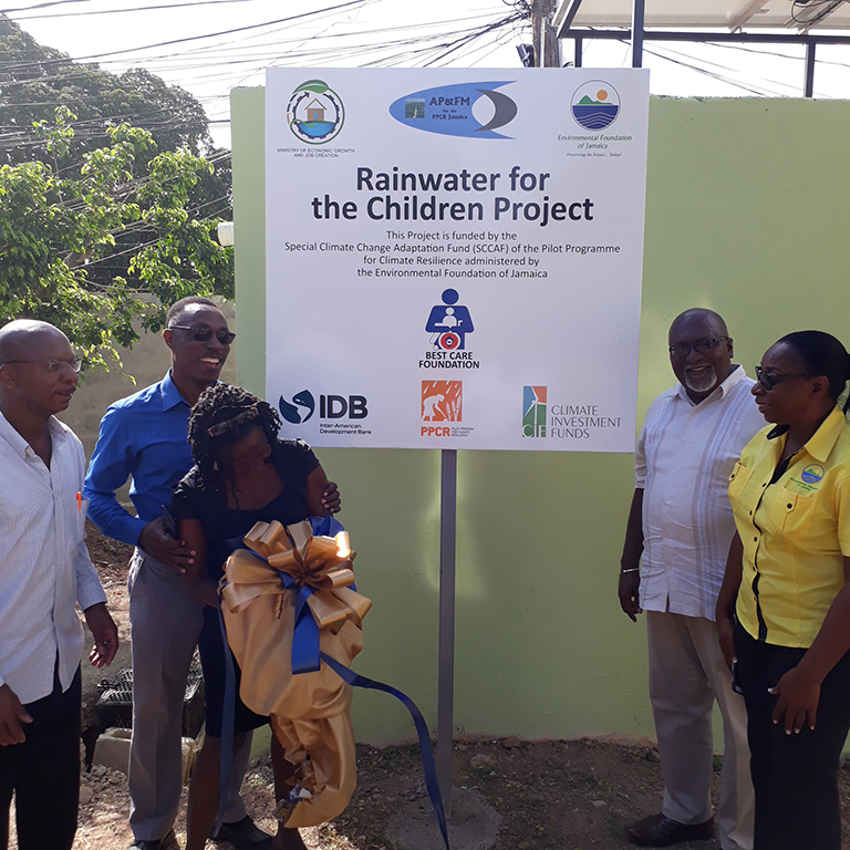Project-sign-unveiled-at-Best-Care-Foundation