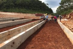 Community-Volunteers-Leveling-Troughs